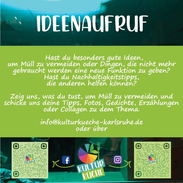 Kulturkueche_Flyer_Muell_Ideenanfruf