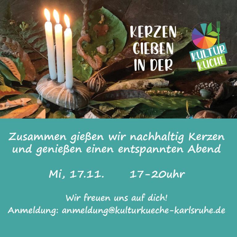 Kulturkueche_Flyer_Kerzen