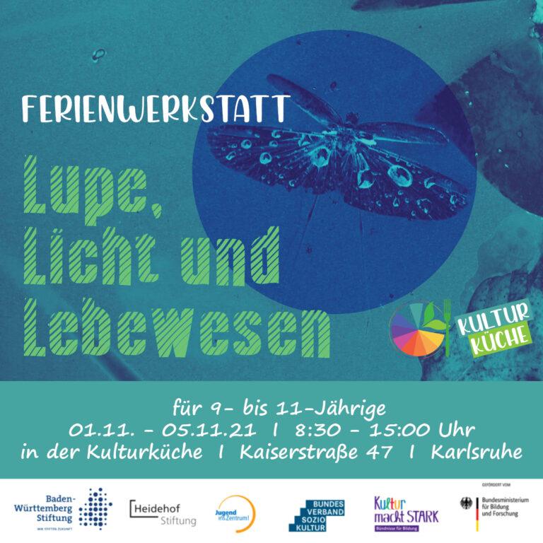 Kulturkueche_Spinne_Ferienangebot21